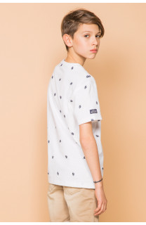 T-Shirt T-Shirt COYOTE Garçon S19105B (45072) - DEELUXE