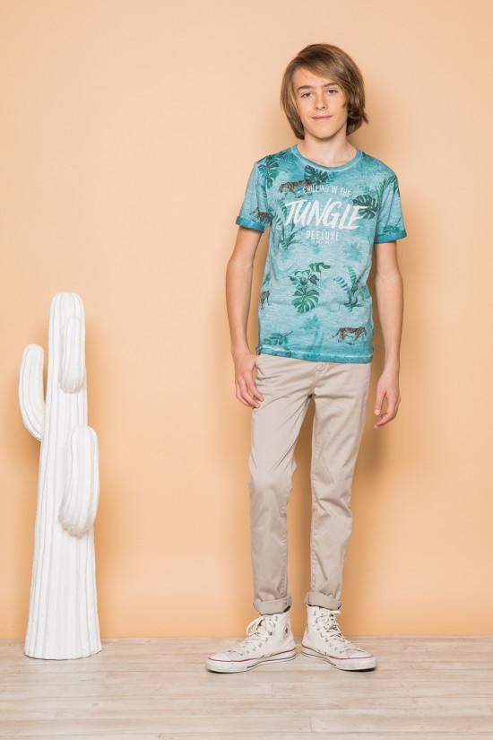 T-Shirt JOSHUA Garçon S19108B (45074) - DEELUXE