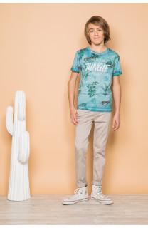 T-Shirt JOSHUA Garçon S19108B (45080) - DEELUXE