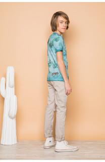 T-Shirt JOSHUA Garçon S19108B (45082) - DEELUXE