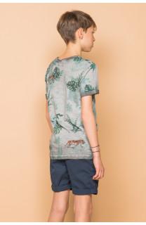 T-Shirt JOSHUA Garçon S19108B (45087) - DEELUXE