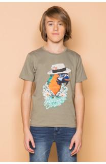 T-Shirt T-Shirt HAVANA Garçon S191108B (45089) - DEELUXE