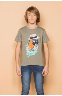 T-Shirt HAVANA Garçon S191108B (45091) - DEELUXE
