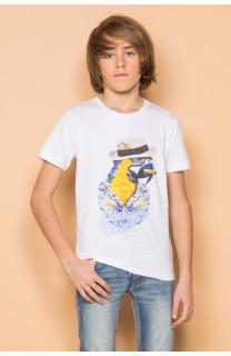 T-Shirt T-Shirt HAVANA Garçon S191108B (45094) - DEELUXE