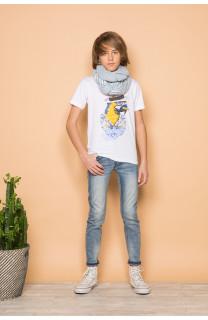T-Shirt T-Shirt HAVANA Garçon S191108B (45095) - DEELUXE