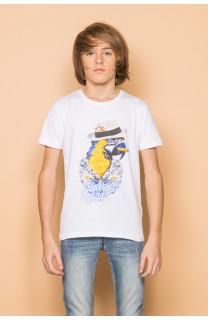 T-Shirt T-Shirt HAVANA Garçon S191108B (45096) - DEELUXE