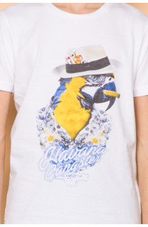 T-Shirt HAVANA Garçon S191108B (45098) - DEELUXE