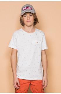 T-Shirt MEXICO Garçon S19113B (45099) - DEELUXE