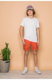 T-Shirt MEXICO Garçon S19113B (45100) - DEELUXE