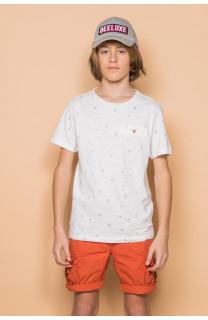 T-Shirt MEXICO Garçon S19113B (45101) - DEELUXE