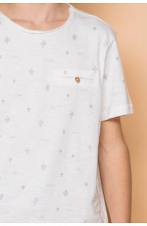 T-Shirt MEXICO Garçon S19113B (45103) - DEELUXE