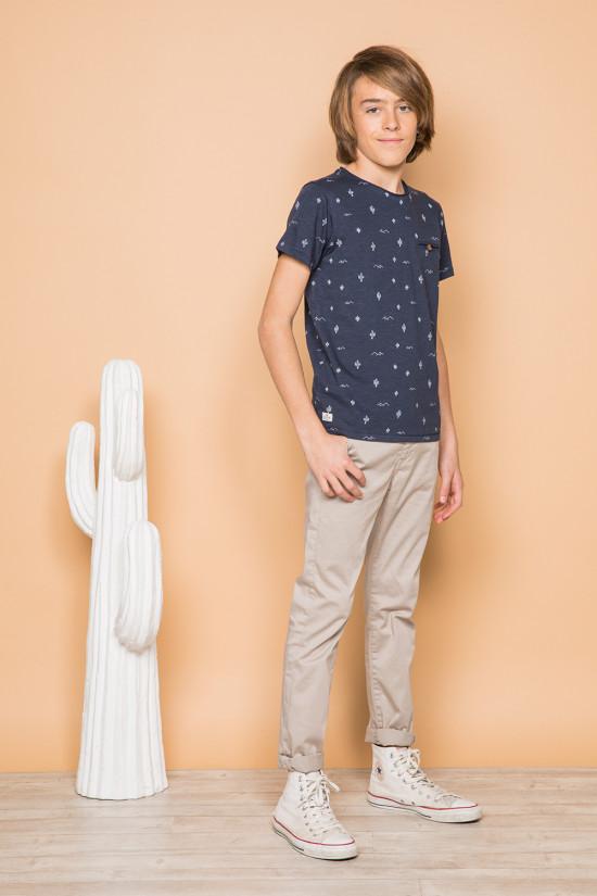 T-Shirt MEXICO Garçon S19113B (45109) - DEELUXE