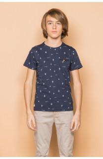 T-Shirt MEXICO Garçon S19113B (45106) - DEELUXE