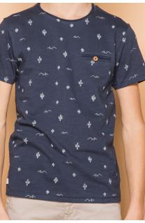 T-Shirt MEXICO Garçon S19113B (45108) - DEELUXE