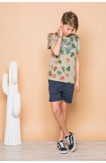 T-Shirt FRESH Garçon S19156B (45135) - DEELUXE