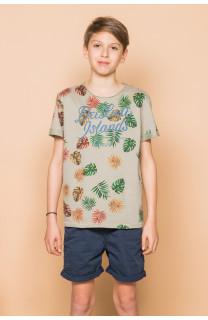 T-Shirt FRESH Garçon S19156B (45136) - DEELUXE