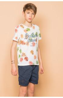T-Shirt FRESH Garçon S19156B (45139) - DEELUXE