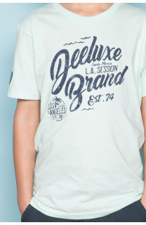 T-Shirt SESSION Garçon S19177B (45148) - DEELUXE