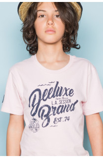 T-Shirt SESSION Garçon S19177B (45153) - DEELUXE