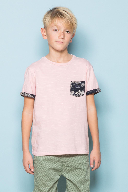 T-Shirt SHAMAR Garçon S19195B (45169) - DEELUXE