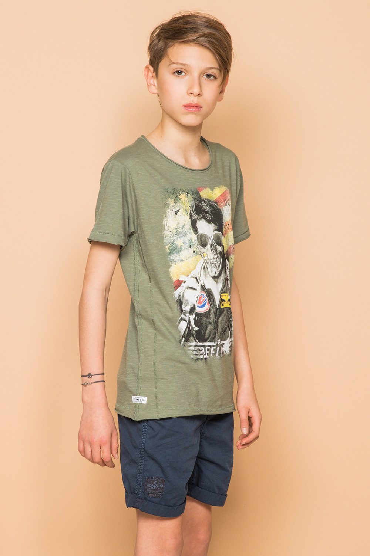 T-Shirt T-Shirt MAVERICK Garçon S19198B (45174) - DEELUXE