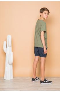 T-Shirt T-Shirt MAVERICK Garçon S19198B (45177) - DEELUXE
