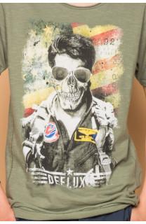 T-Shirt T-Shirt MAVERICK Garçon S19198B (45178) - DEELUXE