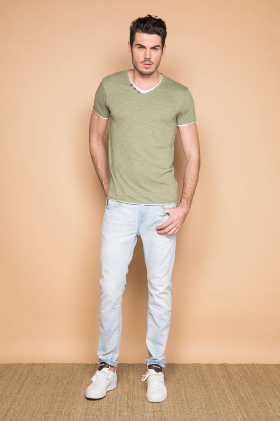 T-Shirt T-SHIRT LEGEND Homme P199 (45246) - DEELUXE