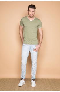 T-Shirt T-SHIRT LEGEND Homme P199 (45237) - DEELUXE
