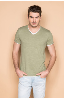 T-Shirt T-SHIRT LEGEND Homme P199 (45238) - DEELUXE