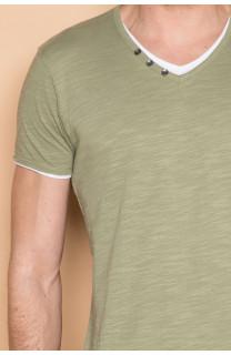 T-Shirt T-SHIRT LEGEND Homme P199 (45240) - DEELUXE