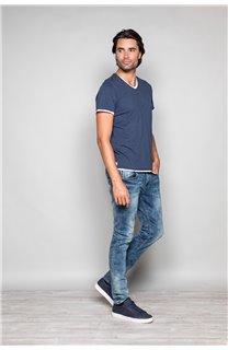 T-Shirt T-SHIRT LEGEND Homme P199 (45242) - DEELUXE