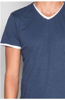 T-Shirt T-SHIRT LEGEND Homme P199 (45245) - DEELUXE