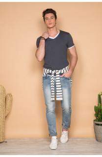 T-Shirt T-SHIRT LEGEND Homme P199 (45247) - DEELUXE