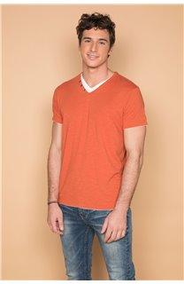 T-Shirt T-SHIRT LEGEND Homme P199 (45251) - DEELUXE