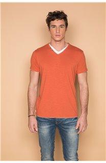 T-Shirt T-SHIRT LEGEND Homme P199 (45253) - DEELUXE