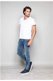 T-Shirt T-SHIRT LEGEND Homme P199 (45263) - DEELUXE