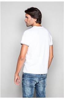 T-Shirt T-SHIRT LEGEND Homme P199 (45265) - DEELUXE