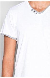 T-Shirt T-SHIRT LEGEND Homme P199 (45266) - DEELUXE