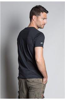 T-Shirt T-SHIRT DENIL Homme P197 (45270) - DEELUXE