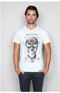 T-Shirt CLEM Homme P196 (45282) - DEELUXE