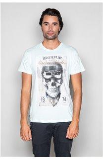 T-Shirt CLEM Homme P196 (45284) - DEELUXE