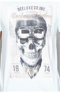 T-Shirt CLEM Homme P196 (45286) - DEELUXE