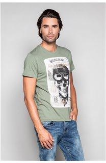 T-Shirt CLEM Homme P196 (45287) - DEELUXE