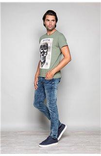 T-Shirt CLEM Homme P196 (45288) - DEELUXE
