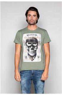 T-Shirt CLEM Homme P196 (45289) - DEELUXE