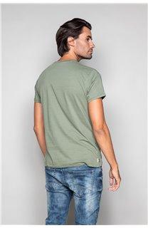 T-Shirt CLEM Homme P196 (45290) - DEELUXE