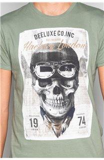 T-Shirt CLEM Homme P196 (45291) - DEELUXE