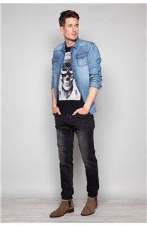 T-Shirt CLEM Homme P196 (45293) - DEELUXE