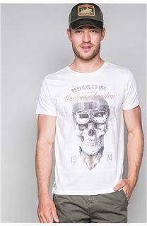 T-Shirt CLEM Homme P196 (45297) - DEELUXE